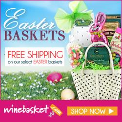Easter Baskets - winebasket.com