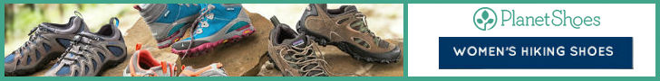 Shop Hiking Boots for Spring at PlanetShoes!