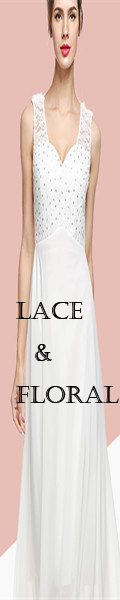 LACE & FLORAL- UP TO 60% OFF