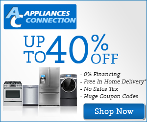 Save on Appliances