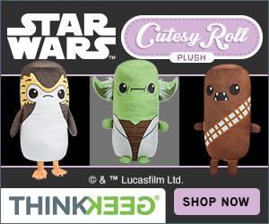 Star Wars Cutesy Roll Plush