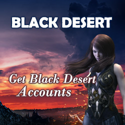 Get Black Desert Accounts