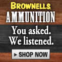 Ammunition Grand Opening at Brownells.com