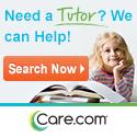 Find a tutor at Care.com!