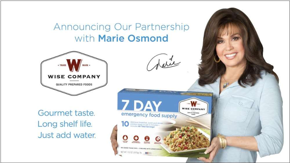 Click Here to learn mor about Maire Osmond