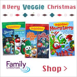 VeggieTales Christmas gifts