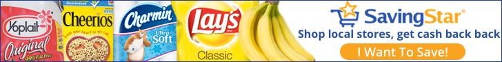 savingstar app banner