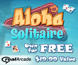 Get Aloha Solitaire Free with GamePass