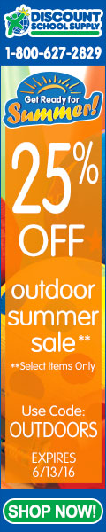 Save 25% On Outdoor Summer Products & Get Free Shipping On Orders Over $99!