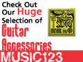 Guitar Accessories Music123.com