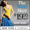 ALL New York & Co. Dresses $10 Off Limited Time