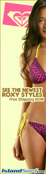 Free Shipping on Roxy swimwear and beach apparel