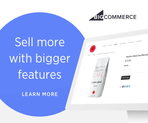 sell more online – build your online store today