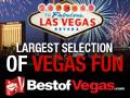 Largest Selection of Vegas Fun!
