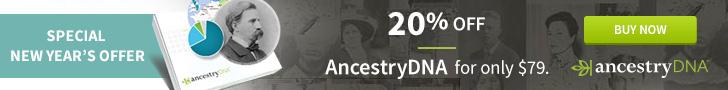 Ancestry DNA sale