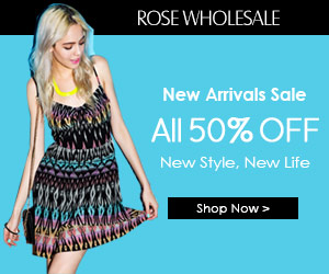 Rosewholesale 50% OFF New Arrival