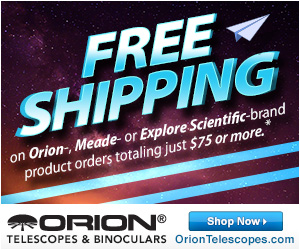 $75 of Orion = FREE SHIPPING!