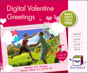 Create Amazing Valentine's Day egreetings