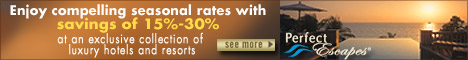 Percentage Off Deals at Luxury Hotels