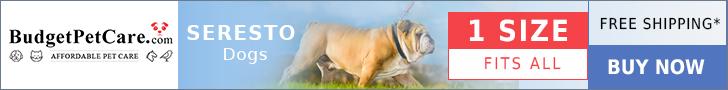 Save 12% on Seresto Flea & Tick Collar for Dogs