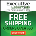 FREE Shipping- Executive Essentials