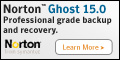 10% off Norton Ghost at Symantec - code: gst10off