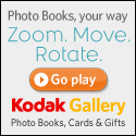 Save 33% on Photo Gifts at Kodak Gallery