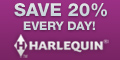 Save 20% Every Day at Harlequin.Ongoing.