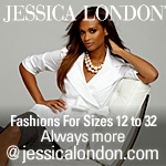 Jessica London: Plus size clothing 14-32