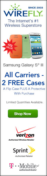 The Samsung Galaxy S 3 at Wirefly!