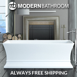 Discount Bathroom Vanities at ModernBathroom.com