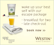 westin escape package