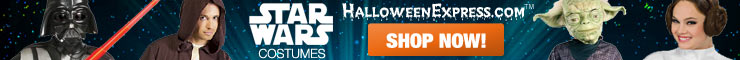 Shop Now for Star Wars Costumes