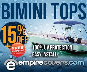 EmpireCovers 15% Off Bimini Tops