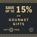 Save Up To 15% On Gourmet Gifts
