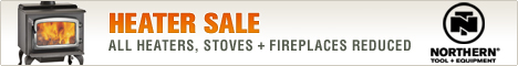 Heater + Stoves at NorthernTool.com