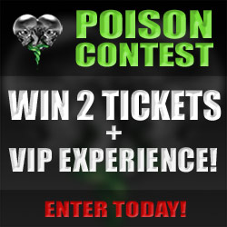 Poison Contest - Enter to Win!