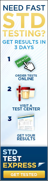 Fast, Private STD Testing, $25 off your order