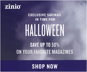 US Exclusive Halloween Sale- Up To 50%Off