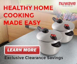 NuWave Nutri-Pot Electric Pressure Cooker Exclusive Clearance Savings