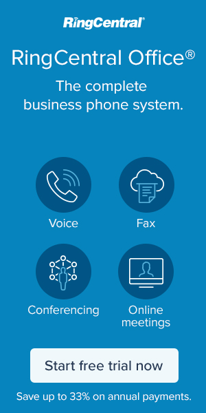 RingCentral Office - The Complete Business Phone System