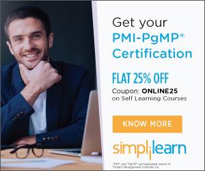 PMI-PgMP® Certification