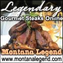 Montana Legend: Gourmet Steaks Online