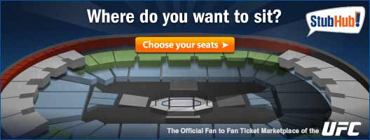 Get UFC Tickets at StubHub!