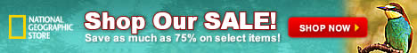 Sale! Save as much as 75%!