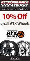 10% Off on ATX Wheels