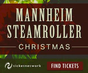 Mannhiem Steamroller Christmas