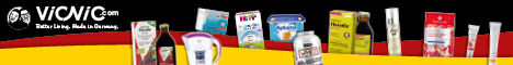 Infant formula and skin care made in Germany