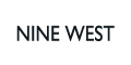 Nine West White Logo