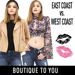 East Coast vs. West Coast Styles
